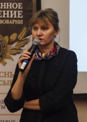 Цветкова Елена Вячеславовна - Председатель Правления НСППиН