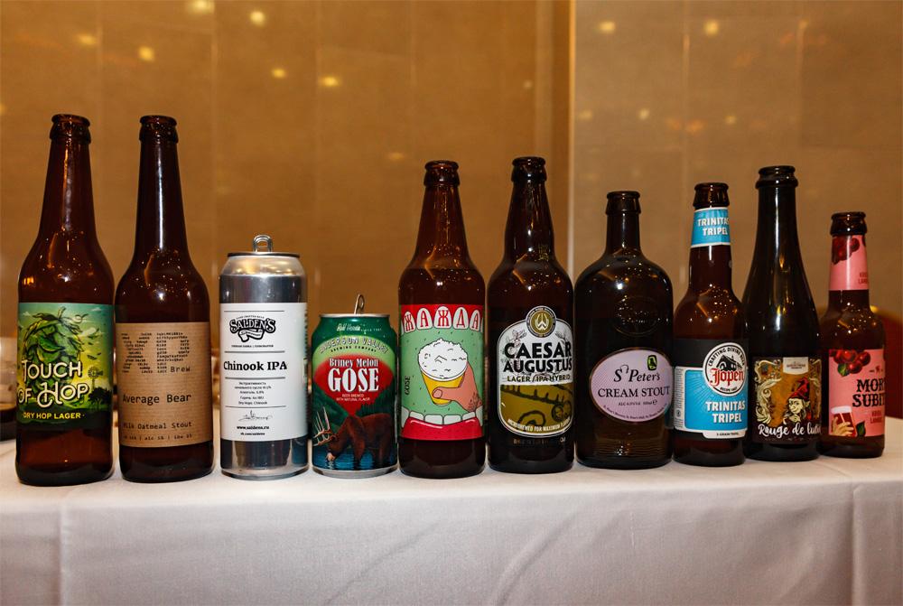 Крафтовое пиво 2017