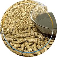 Производство кормов, удобрений